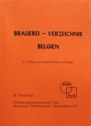Brauerei-verzeichnis Belgien